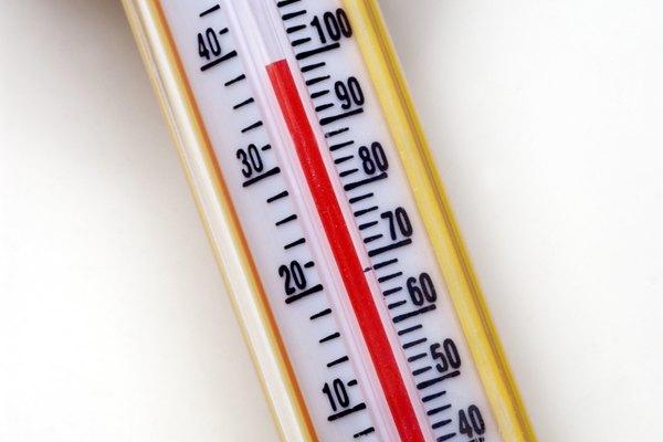 Puedes cambiar de Celsius a Fahrenheit en el termómetro para ver la temperatura en la escala que mejor entiendas.