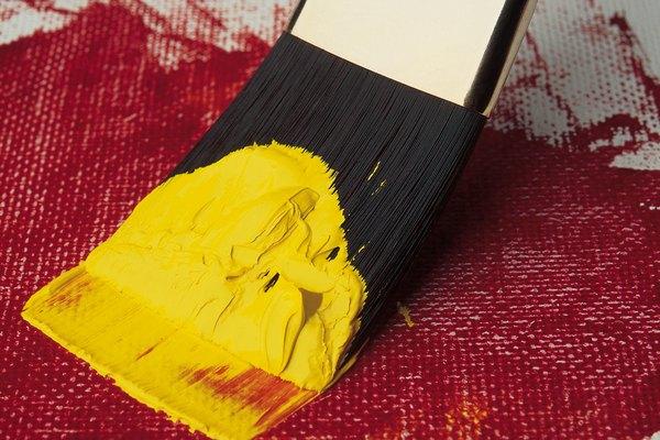 El lienzo es una de las superficies más populares para crear pinturas al óleo.