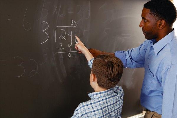 La estimación es un buen primer paso para la resolución de problemas de división.