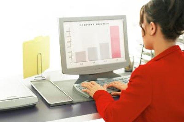 Puedes cambiar un eje sobre un gráfico de Excel para utilizar una escala logarítmica.