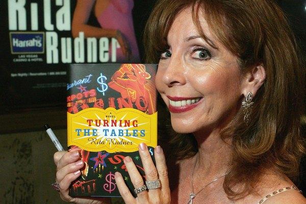 Rita Rudner Opens Her Show At Harrah's