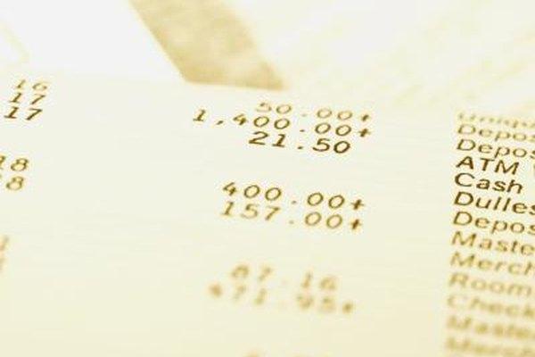 Cuáles son los dos tipos de contabilidad financiera.