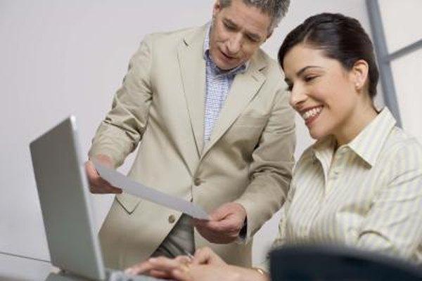 Un supervisor debe clarificar los objetivos para proporcionar un marco para el desempeño de los empleados.