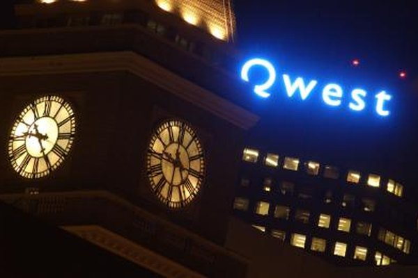 Qwest merged with CenturyLink in 2011.