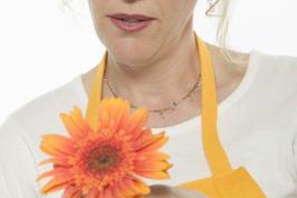 Las flores son sólo una pequeña parte de los costos de puesta en marcha de una tienda de flores.