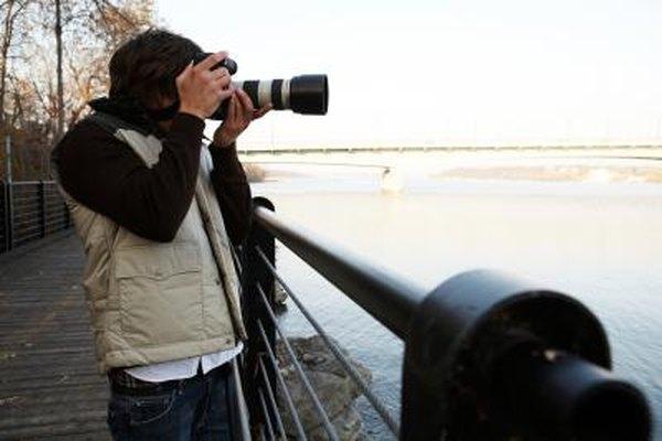 Los fotógrafos son expertos en la tecnología de las cámaras.