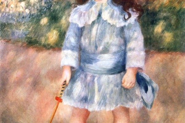 Norman alberga obras de algunos de los más grandes, incluyendo a Renoir.