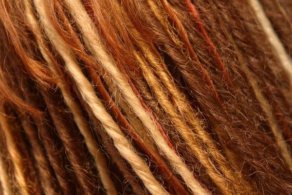 Trenzar el pelo hasta el final aumenta la probabilidad de enredos.