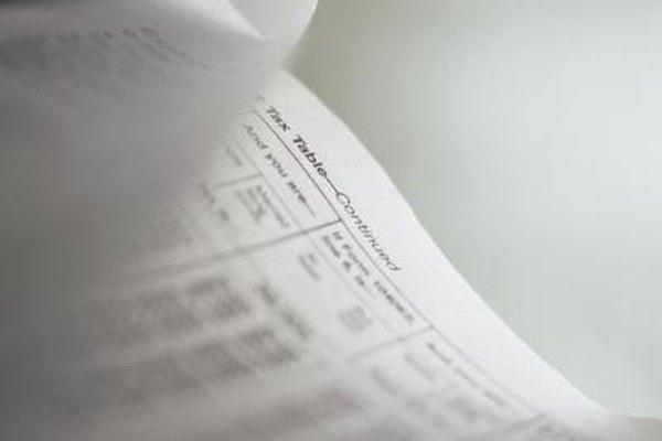 La tasa del impuesto promedio es el porcentaje de tu renta total imponible que pagas en impuestos.