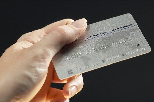 Manten limpia tu tarjeta de crédito.