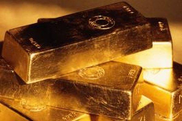 Puedes pesar y fijar el precio del oro en onza troy y gramos.