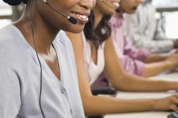 Los centros de llamadas son cruciales para la satisfacción del cliente con una compañía.