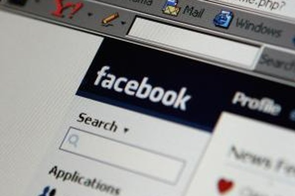 Older browsers may cause Facebook to load slowly.