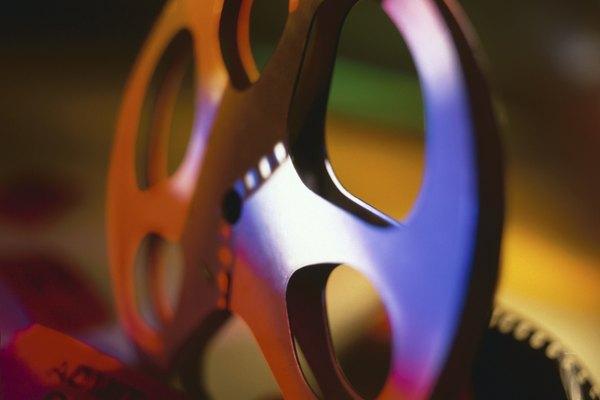 Las películas fueron realizadas en blanco y negro hasta la década de 1950.