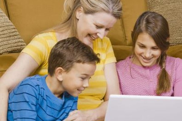 Blocking from your router gives you more control over your kids' browsing.