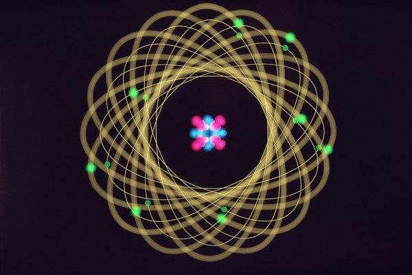 Los átomos no pueden ser destruidos en una reacción química.