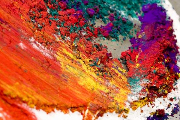 Aunque mezclar pintura es muy subjetivo, algunos aspectos de esto continúan siendo regidos por fórmulas.