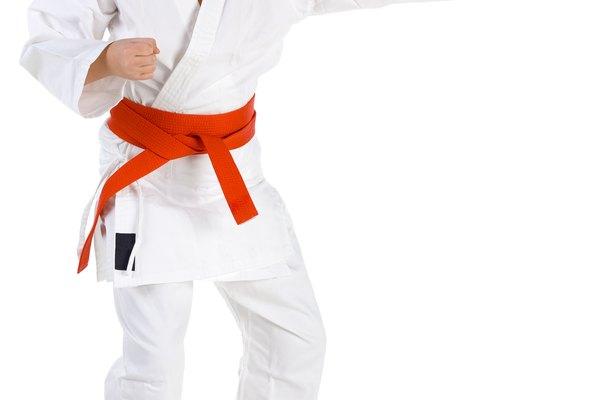 Como un practicante de artes marciales, querrás poder medir tus mejoras para saber si estás convirtiéndote en un mejor luchador.