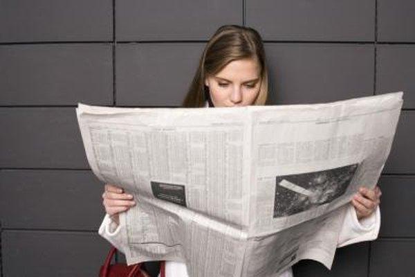 La publicidad en periódicos puede ayudarte a alcanzar más clientes locales.
