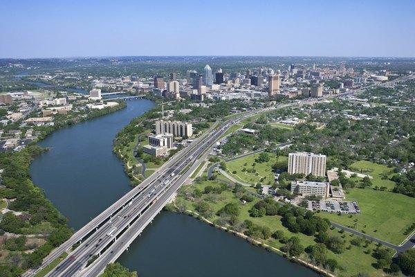 Un nuevo Austin, Texas, en expansión es el resultado del auge tecnológico de la ciudad.
