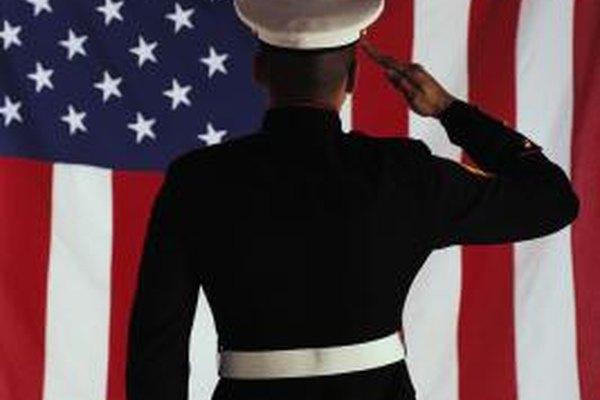 El ejército de EE.UU. es una fuerza de voluntarios.
