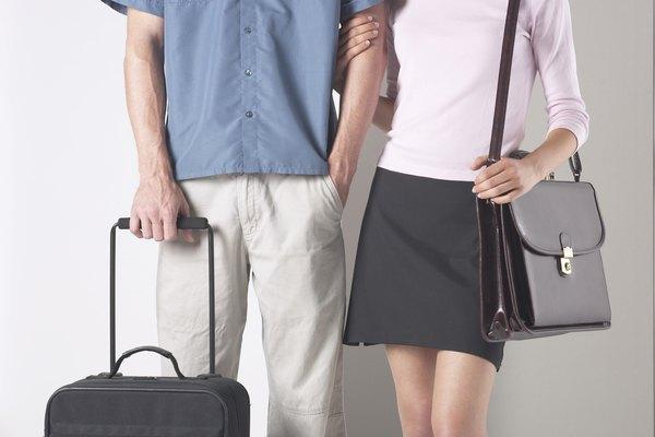 Las maletas Samsonite tienen varios tamaños, formas y materiales.