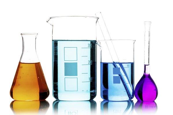 Herramientas de química.