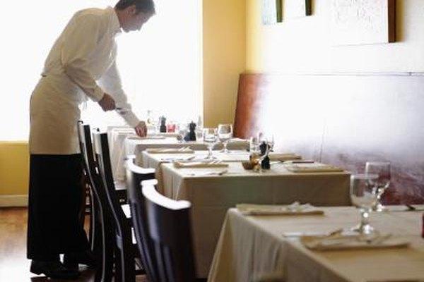 Los aspirantes a propietarios de restaurantes en Virginia tendrán que crear un plan de negocios.