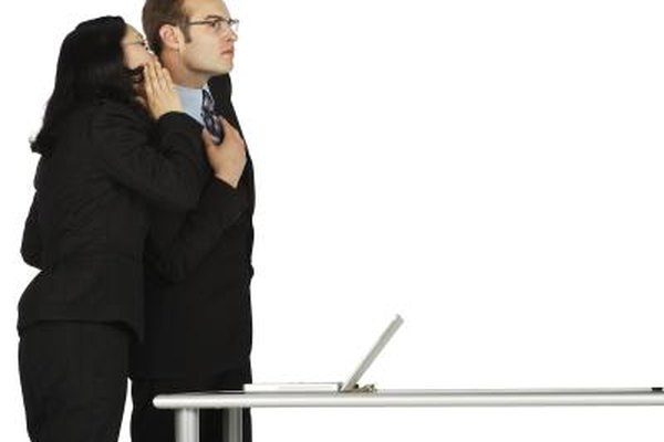 Una traición de la confianza afecta profundamente al lugar de trabajo.