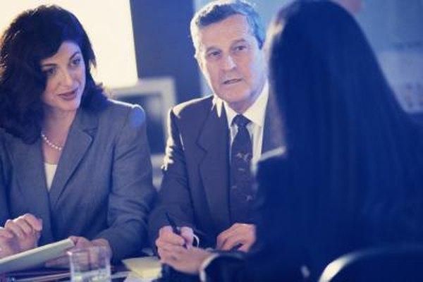 Una carta de confirmación bien escrita es parte de un proceso de una entrevista exitosa.