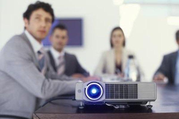 La lámpara de un proyector LCD debe soportar cantidades inmensas de calor.