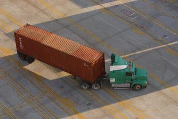 Los frentes de distribución negocian contratos con proveedores de servicios de logística.