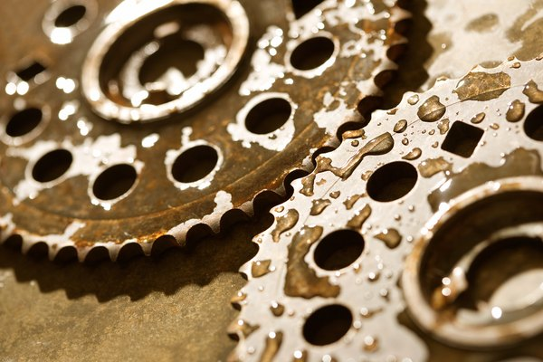 Wet gears