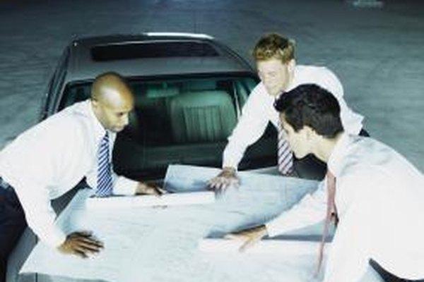 El mercado de trabajo para el diseño de automóviles es muy competitivo.