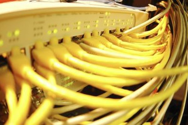 Ethernet cable length should be observed for maximum network throughput.