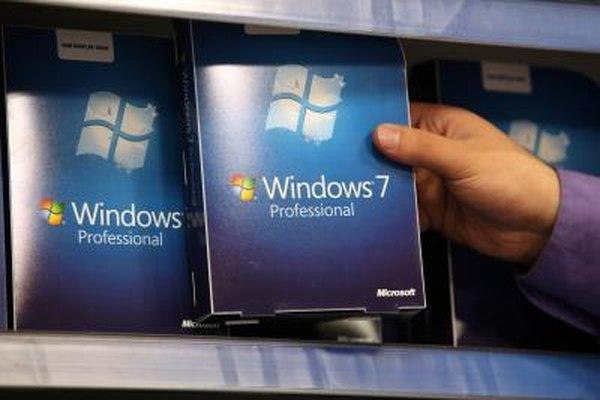 SAM es parte de Windows 7 Professional y de otras versiones del sistema operativo.
