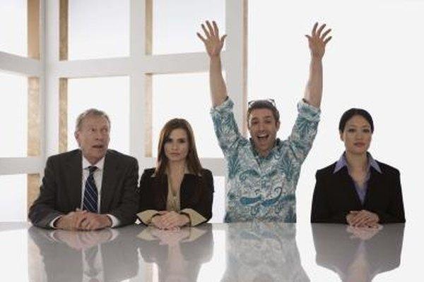 Cuatro tipos de personalidad suelen pertenecer a la comunidad empresarial.