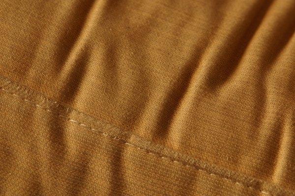 La gomaespuma se utiliza por lo general como relleno de almohadones.
