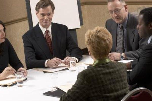 Las reuniones productivas pueden ayudar a crear ideas que generen ingresos.