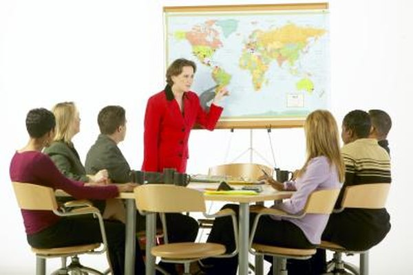 Los seminarios de negocios comparten habilidades útiles.