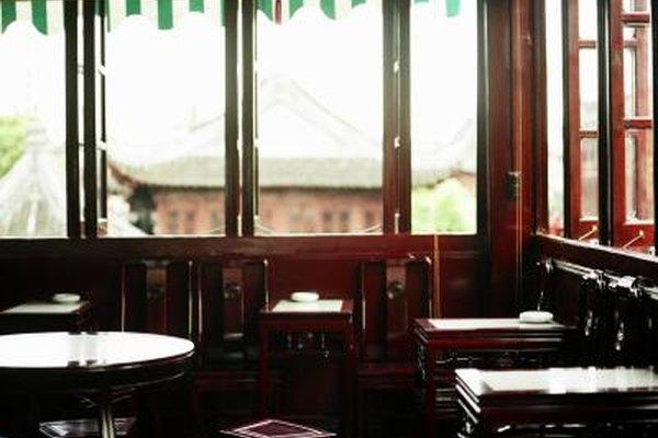 Cómo diseñar un restaurante y bar muy pequeño | Pequeña y mediana ...