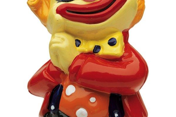¿Por qué los payasos tienen la nariz roja?