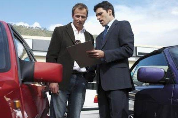 Cuando trabajas como empleado de ventas directas, vendes un producto o servicio a cambio de una comisión.