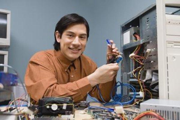 Un técnico de servicio competente es una ventaja para los consumidores y las empresas.