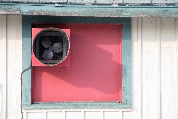 Puedes cambiar la dirección de un ventilador manualmente.