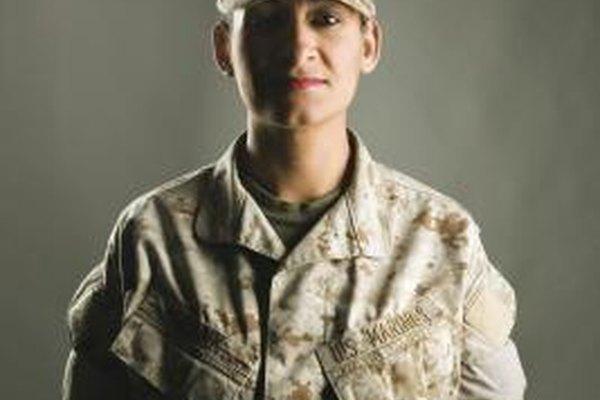 Según la Oficina del Censo de EE.UU., hay más de 500.000 soldados del ejército en servicio activo.