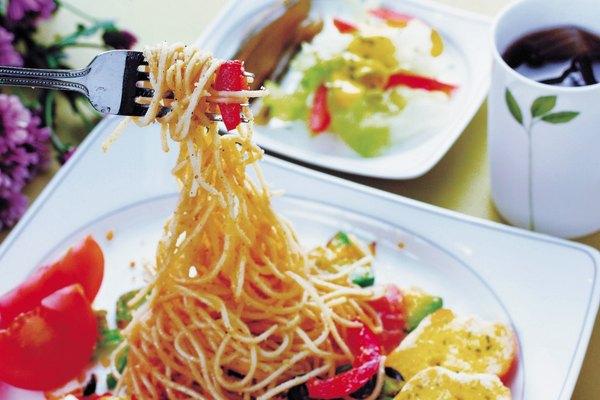 Los espaguetis de verduras no requieren albóndigas.
