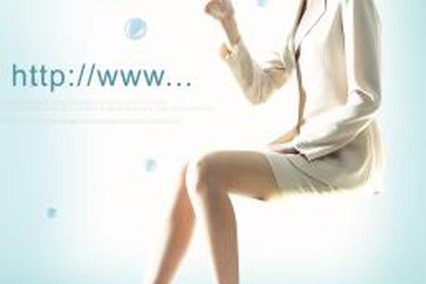 Time Warner de alta velocidad en línea para negocios incluye la seguridad de Internet y el servicio de nombres de dominio.