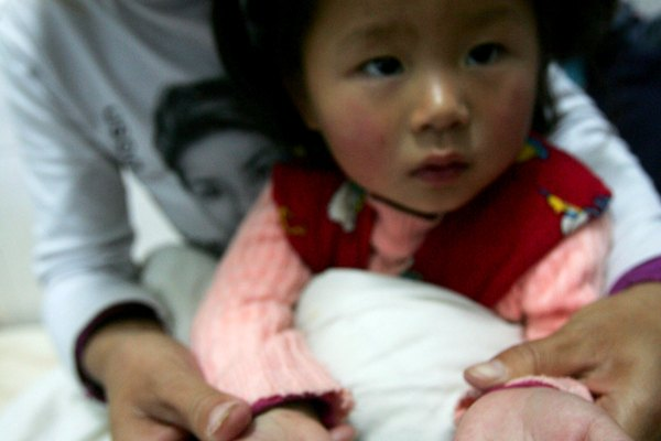 Intestinal Virus Kills 20, Sickens 1199 Children In East China