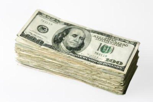 Cómo calcular el salario anual con una calculadora de escala de pago.